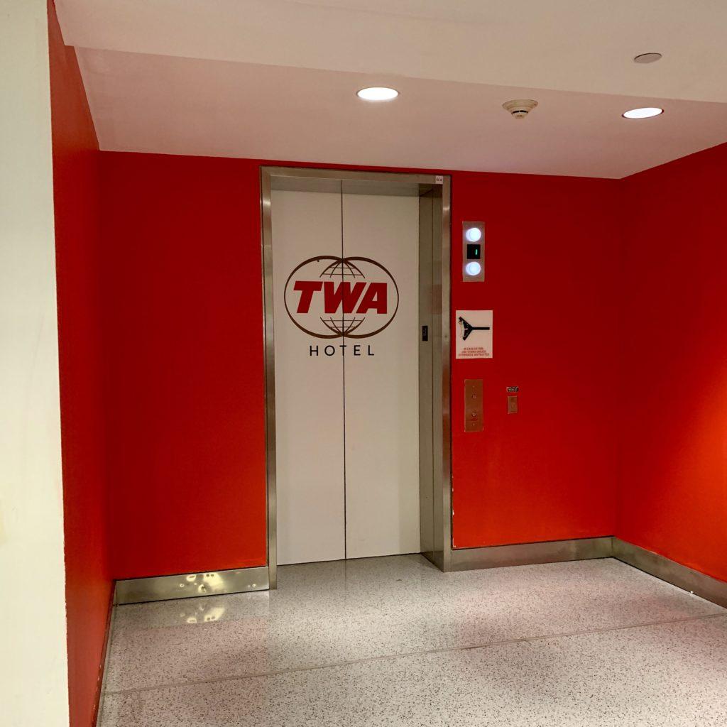 TWAホテル TWA TWAHOTEL JFK空港 空港ホテル にゅーよーく ニューヨーク