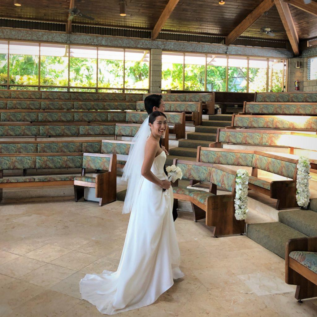 ハワイ/ハワイウエディング/ウエディング/海外挙式/結婚式