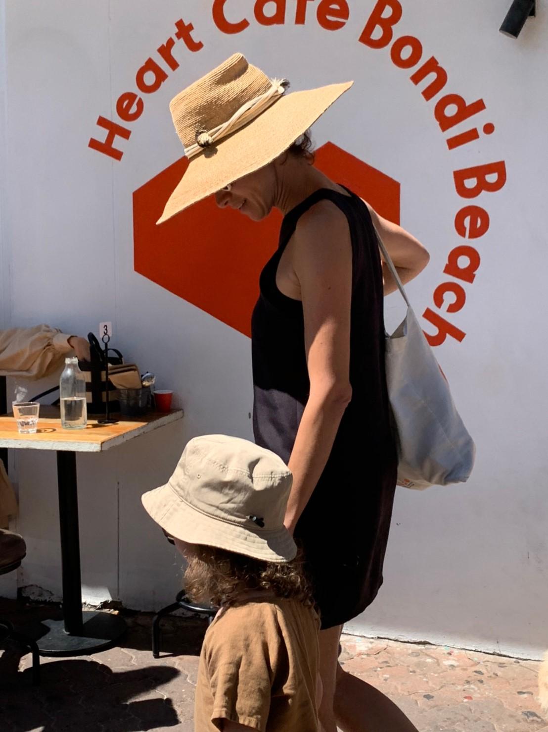 オーストラリア シドニー ボンダイビーチ ボンダイ Sydney Bondi  ビーチファッション スナップ