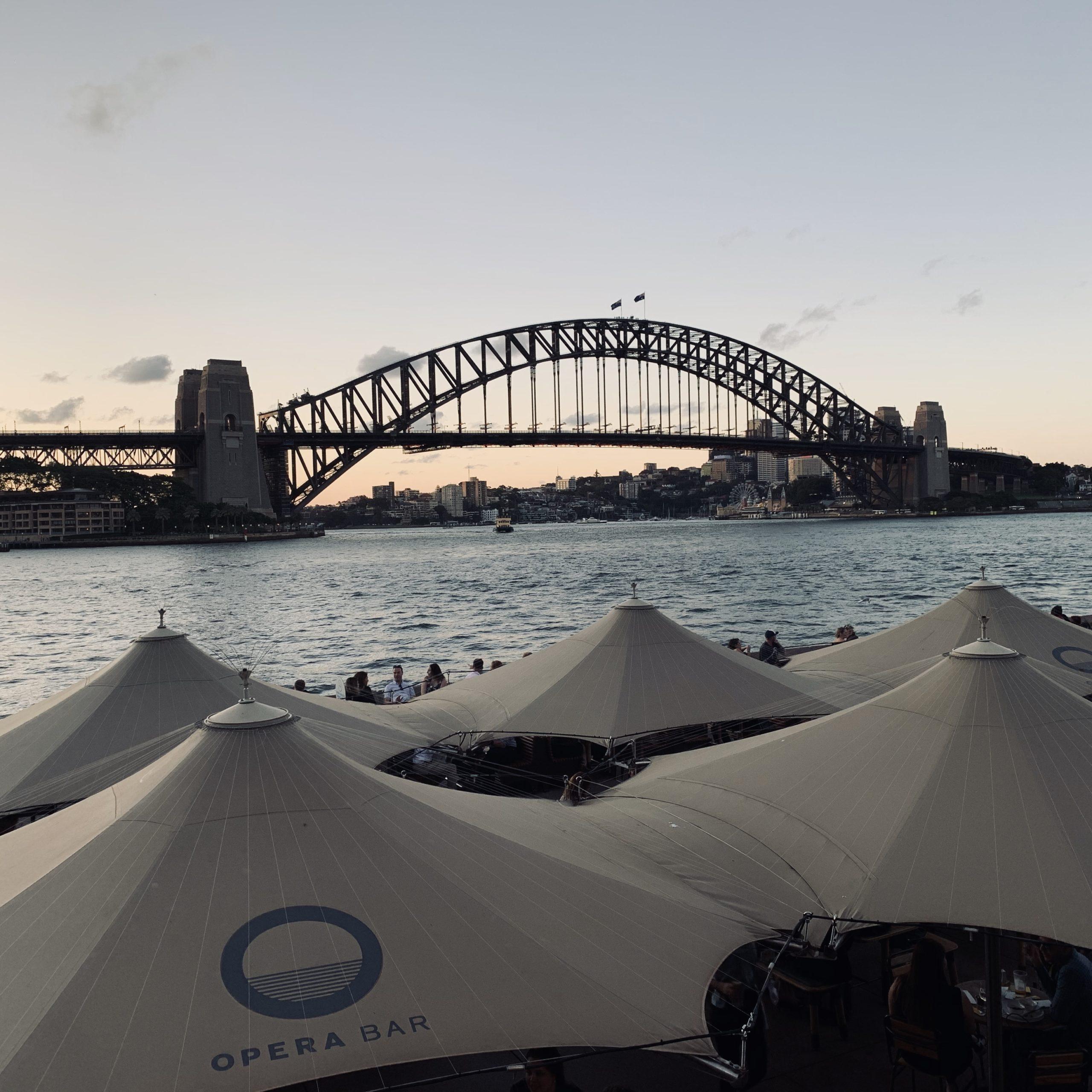Sydney シドニー サーキュラーキー 世界遺産 オペラハウス operahouse