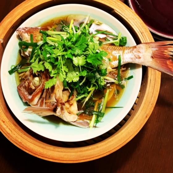 ariko アリコ キッチンツール arikoの食卓 キッチンツール  せいろ 照宝 中華街 中華風蒸し魚