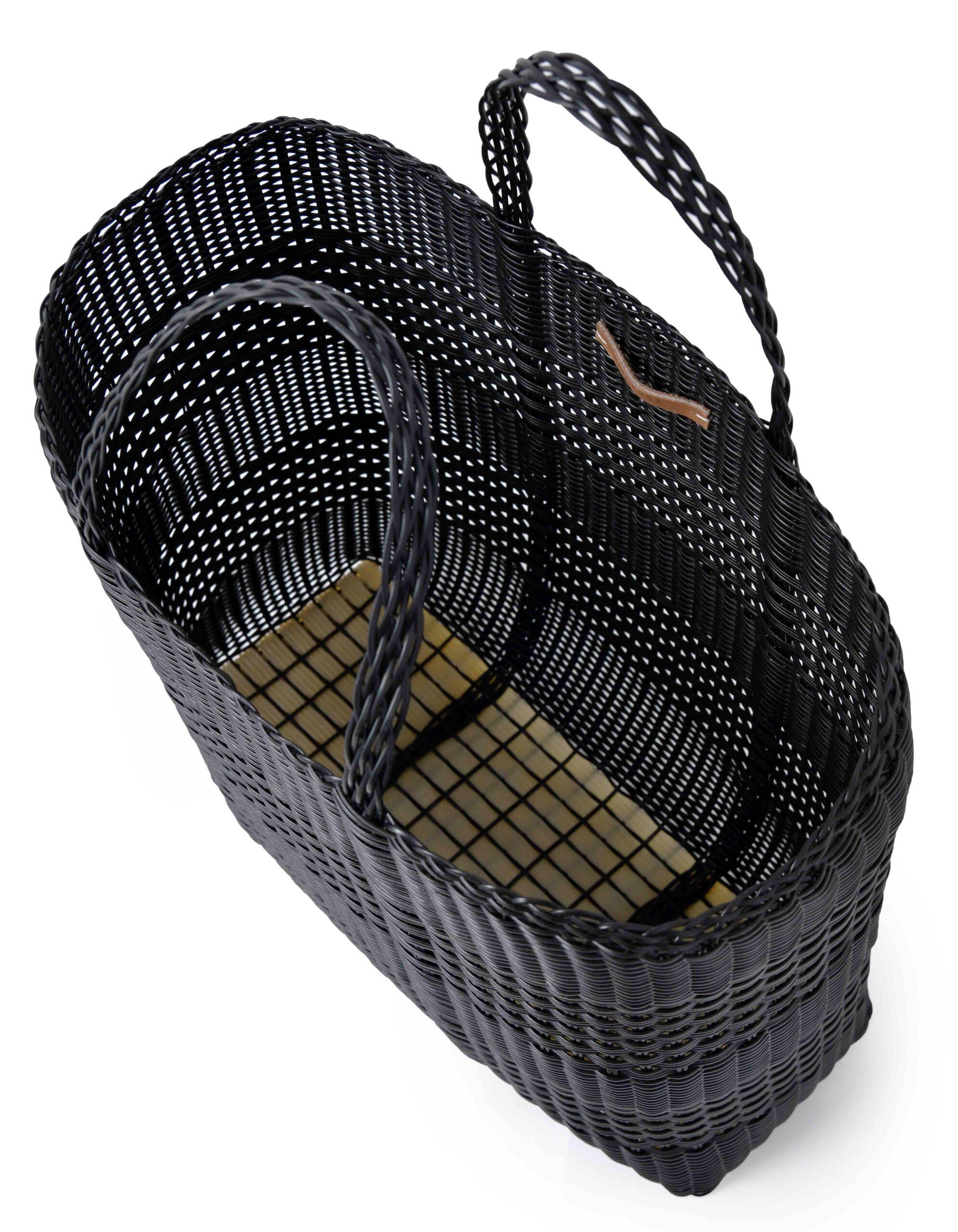 Palorosa パロロザ カゴバッグ サステナブル リサイクルプラスチック
