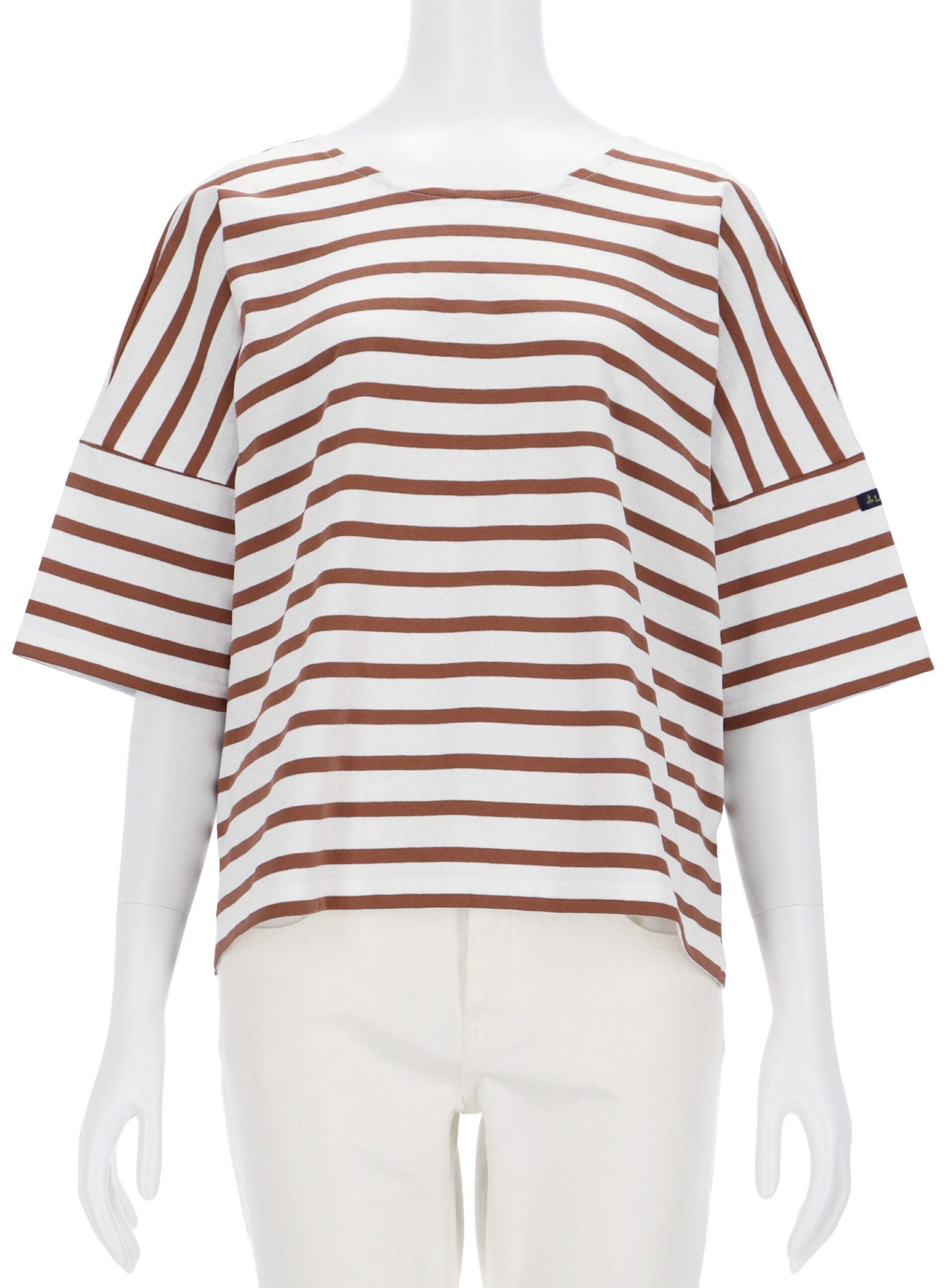 leminor ルミノア ボーダー 定番ボーダー ボーダーシャツ stripeshirt