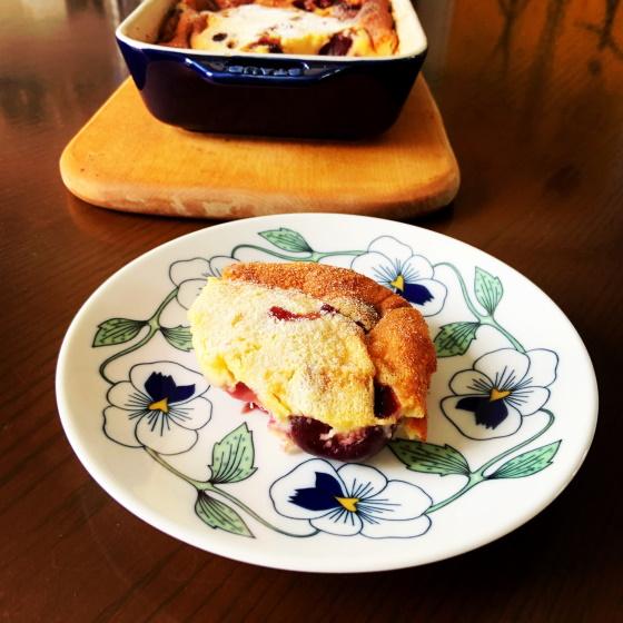 ariko アリコ キッチンツール レクタンギュラーディッシュ STAUB  ストウブ グラタン皿 チェリー クラフティ