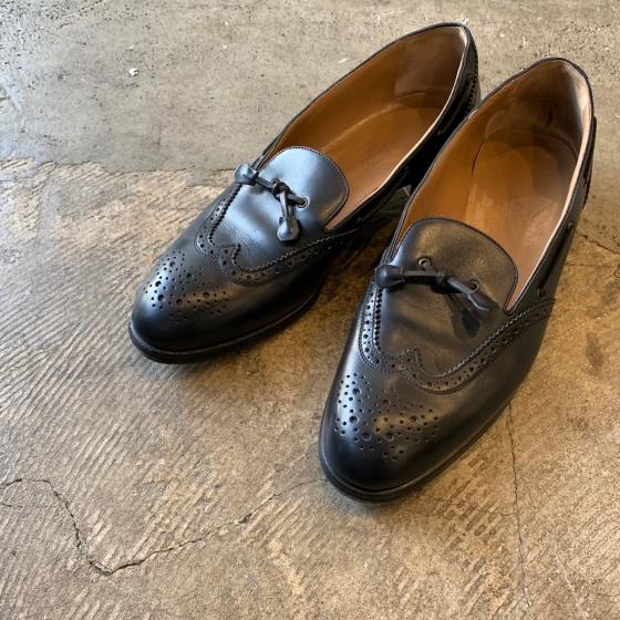 濱口眞夕子 濱口シスターズ HERMES Hermès tassel loafers タッセルローファー