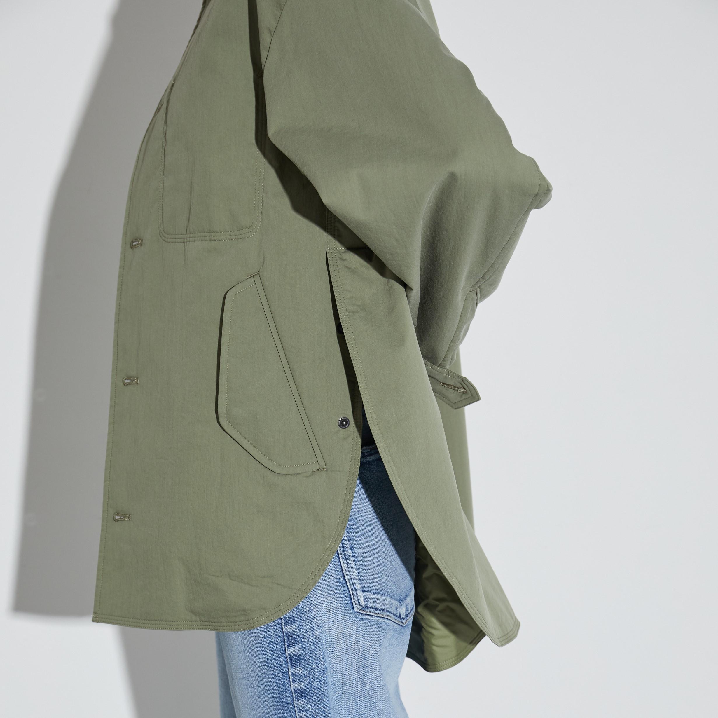 upper hights アッパーハイツ 中綿ジャケット 中綿ブルゾン 中綿入りブルゾン 中綿入りジャケット
